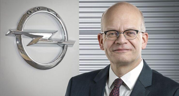 Ulrich-Selzer Geschäftsführer Opel Deutschland