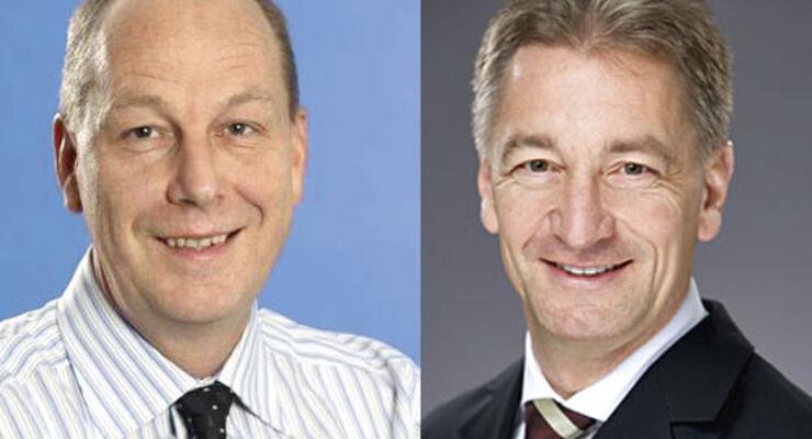 VMF: Rösel und Jacobs im Vorstand