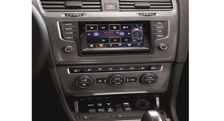 VW Assistenzsystem