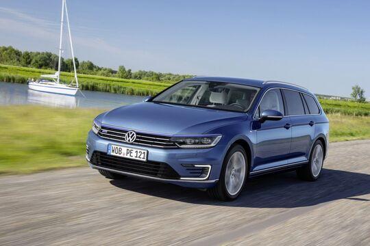 VW Passat GTE Plug-In Hybrid 2018