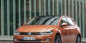 VW Polo 1.0 TSI Bluemotion