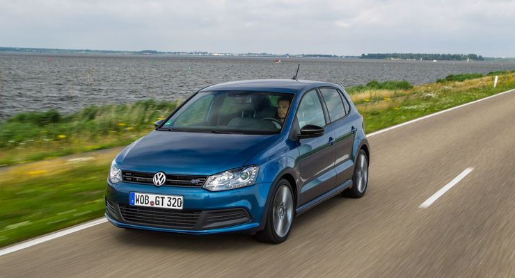 VW Polo Blue GT