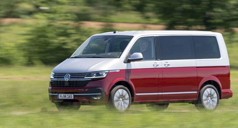 VW T6.1 Multivan 2020