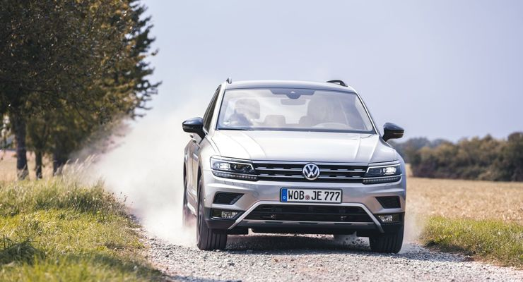 VW Tiguan 2019
