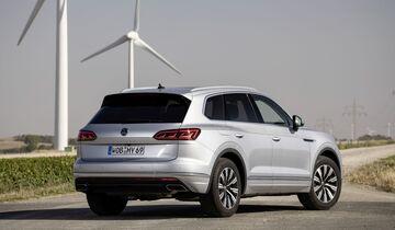 VW Touareg e-Hybrid 2021
