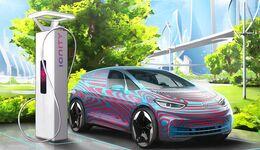 VW fordert einen Masterplan für den schnellen Ausbau der Lademöglichkeiten