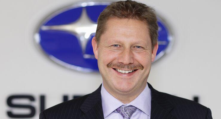 Volker Dannath Subaru GF 2019