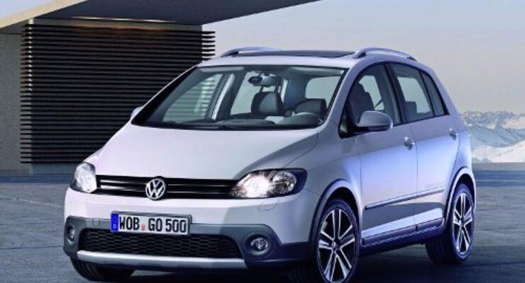 Volkswagen punktet beim Großkundengeschäft