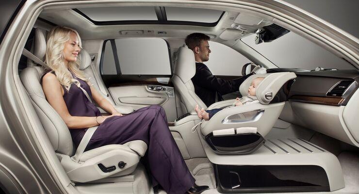 Volvo Kindersitz