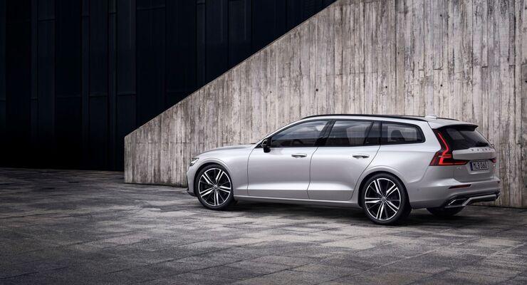 """Volvo V60 """"R-Design"""""""