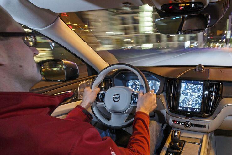 Volvo XC 60 Cockpit