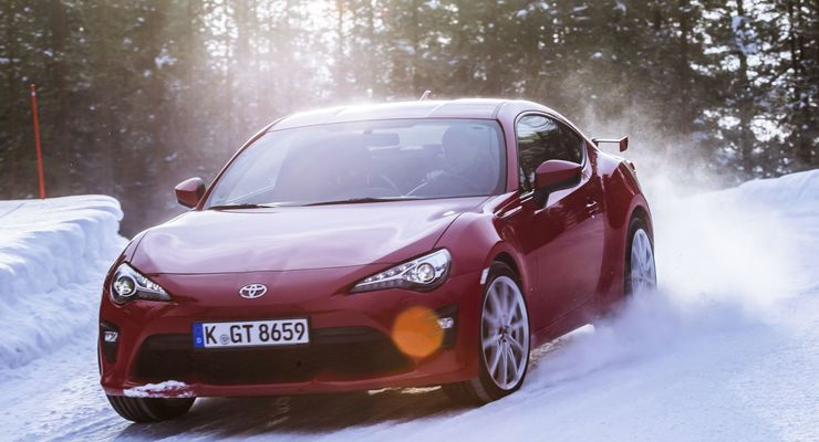 Winterreifentest Sport Auto 2017