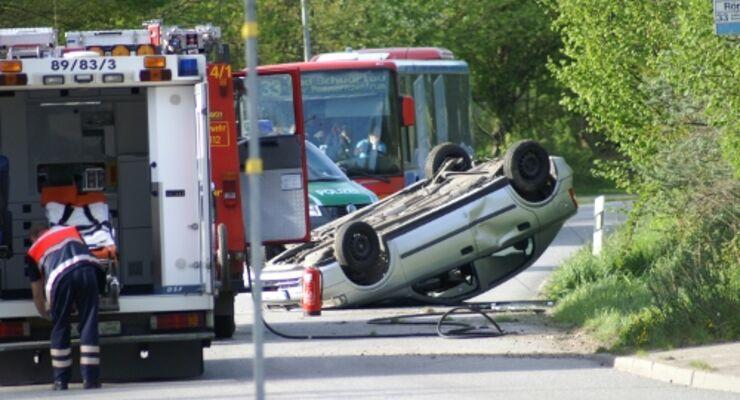 Zahl der Verkehrstoten geht deutlich zurück