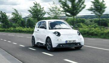 eGo, 2017, E-Auto, Elektroauto, e.Go