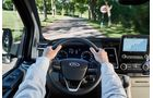 ford, tourneo, custom, facelift, 2018, cockpit